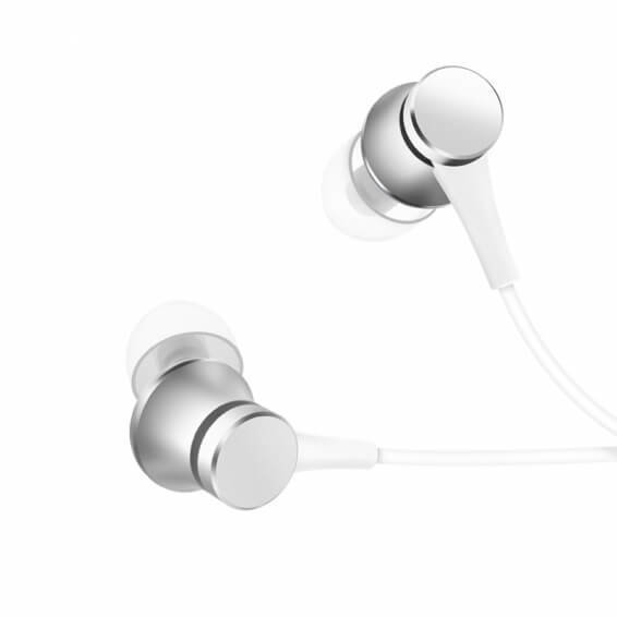 Наушники Mi In-Ear Headphones Basic Silver