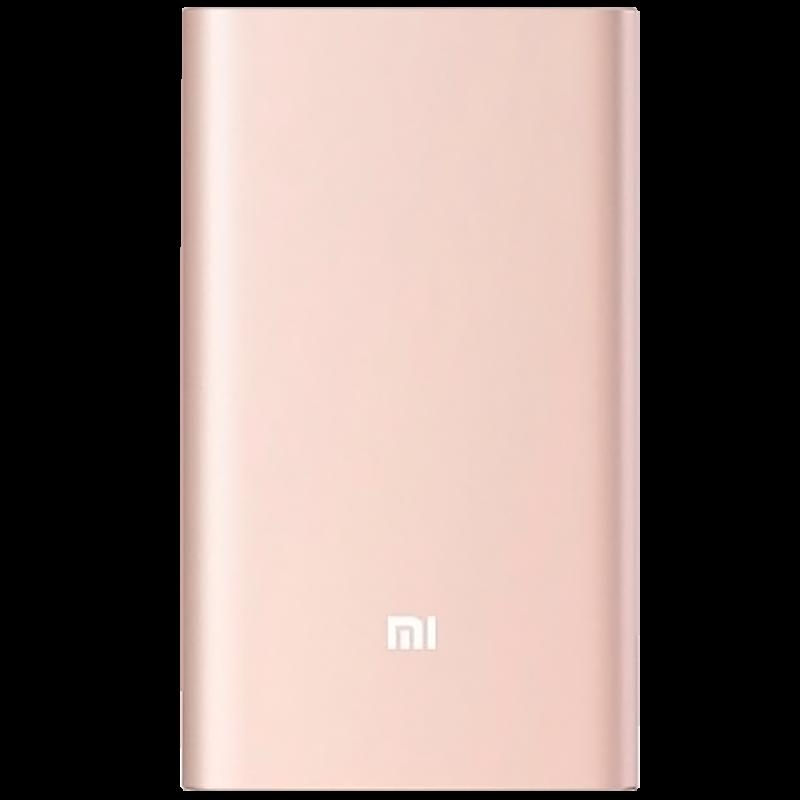 Внешний аккумулятор Mi Power Bank Pro 10000 мАч Rose Gold