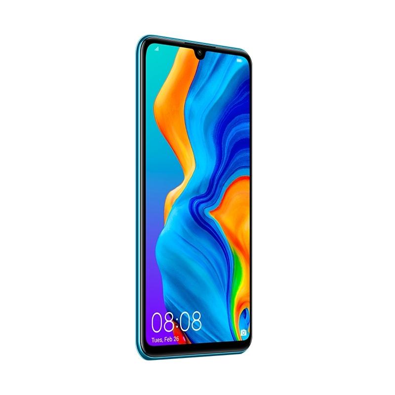 Смартфон Huawei P30 Lite 4/128GB Насыщенный Бирюзовый / Peacock Blue РСТ