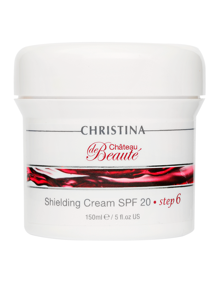 Chateau de Beaute Shielding Cream SPF 20