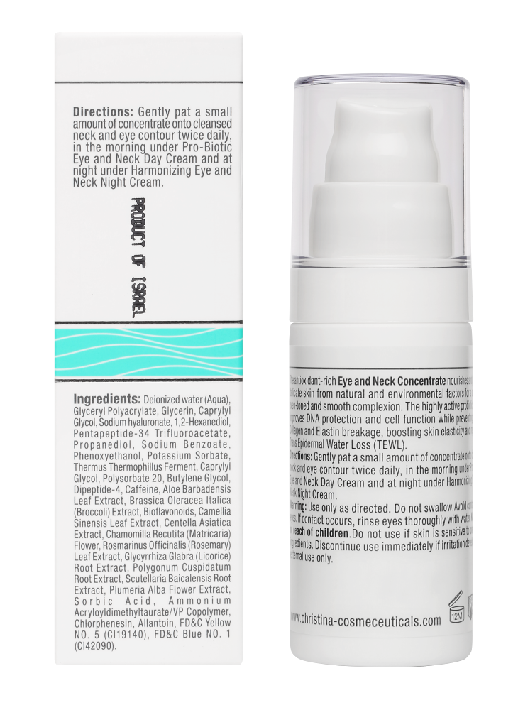 Unstress Eye & Neck Concentrate