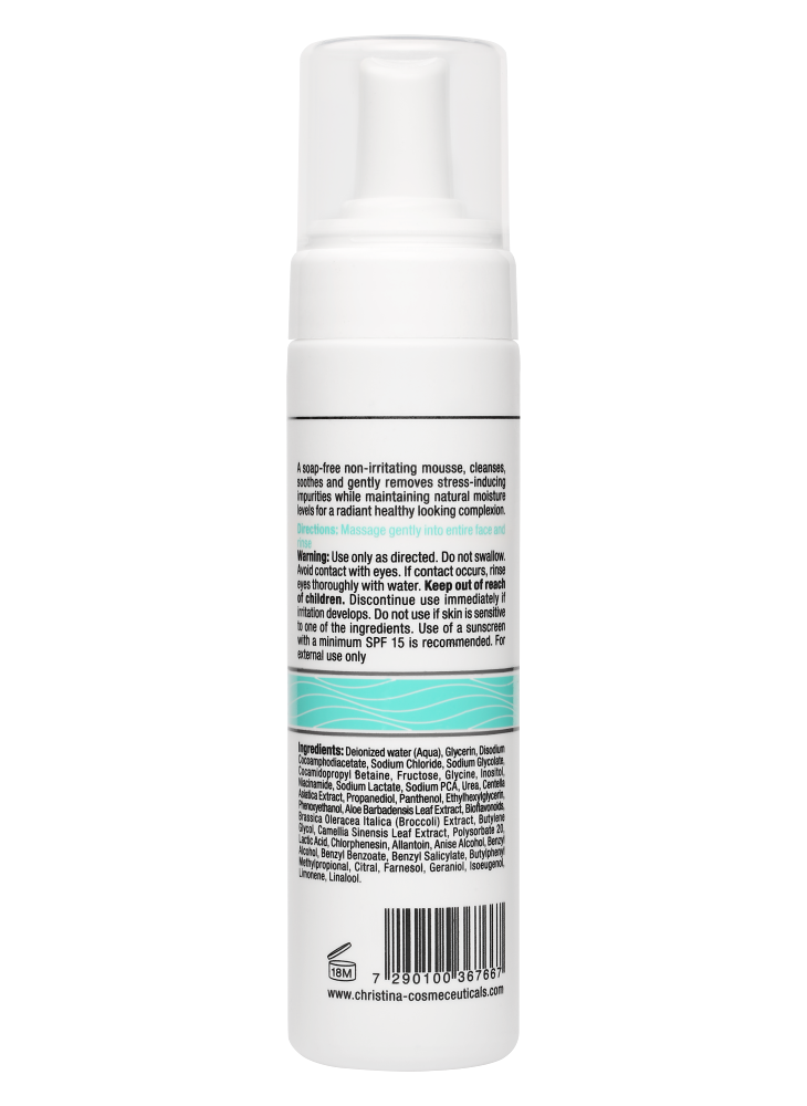 Unstress Comfort Cleansing Mousse