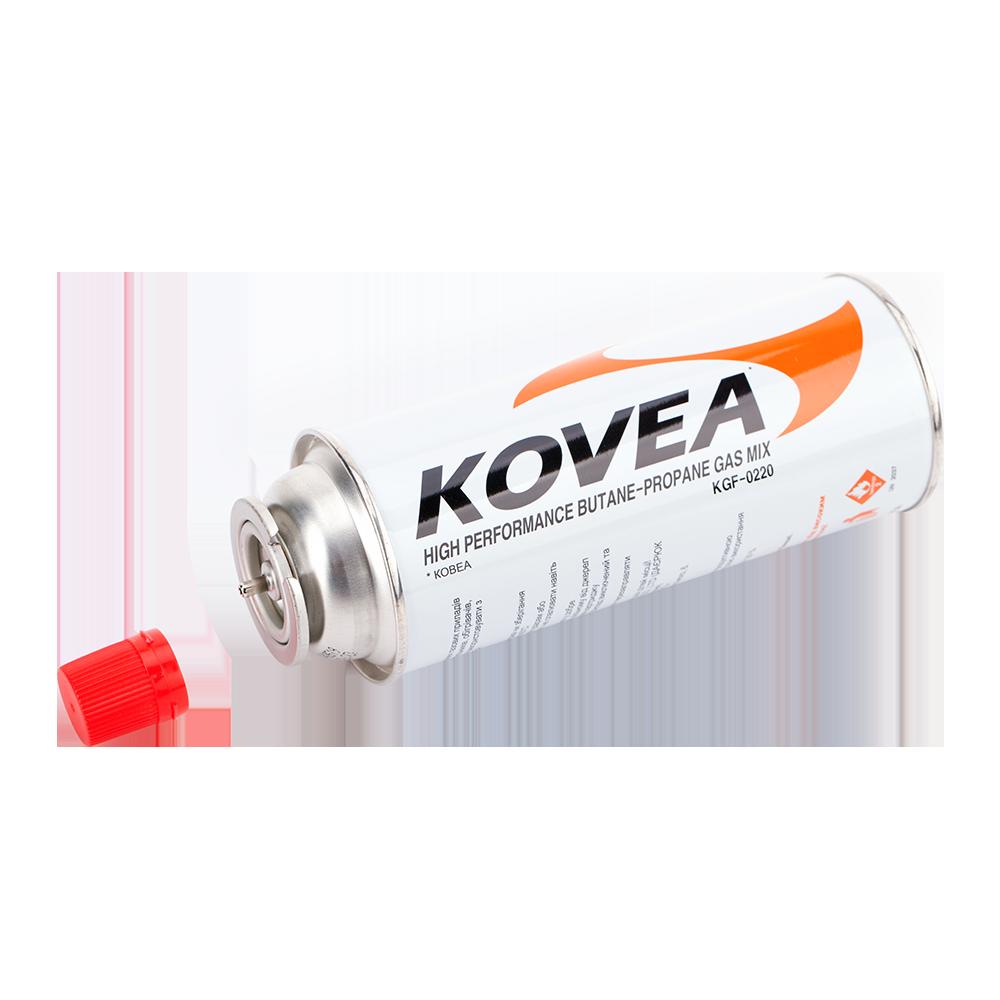 Цанговый газовый баллон 220 гр. Kovea