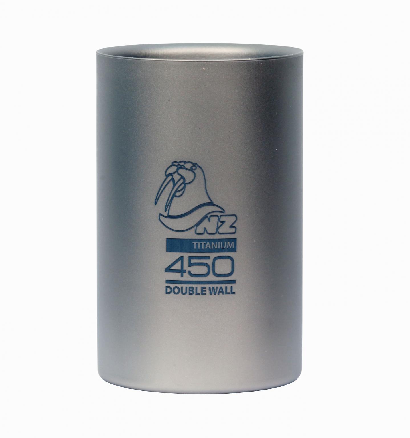 Термостакан 450 мл с крышкой и ситечком NZ
