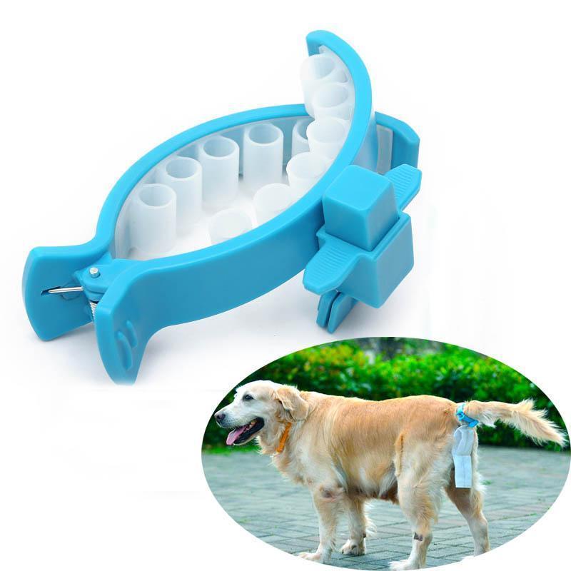 Контейнер для экскрементов животных Piqapoo (20 пакетиков)