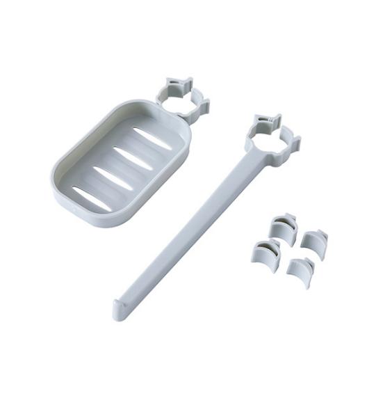 Стойка держатель для банных и кухонных предметов