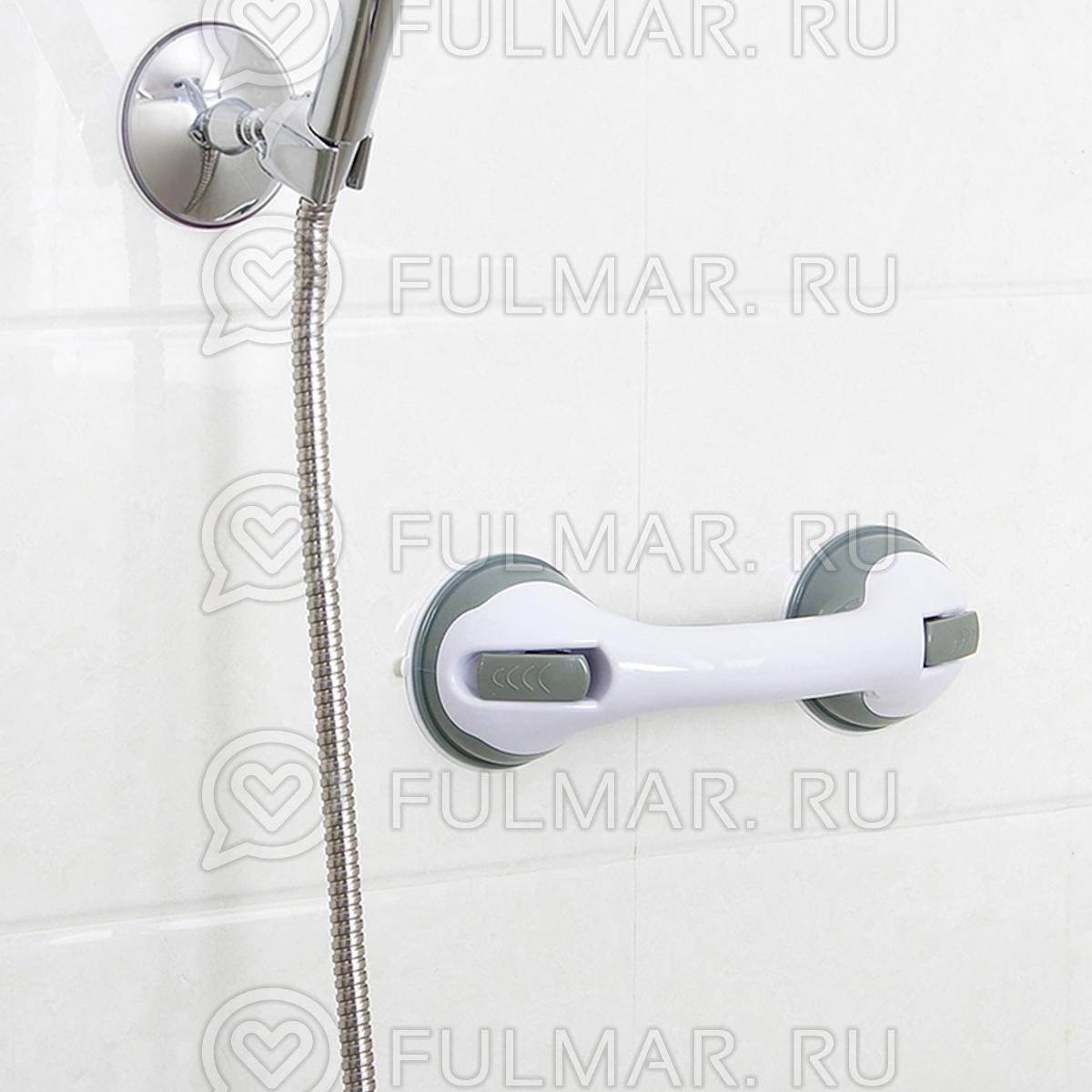 Ручка на присосках для ванной