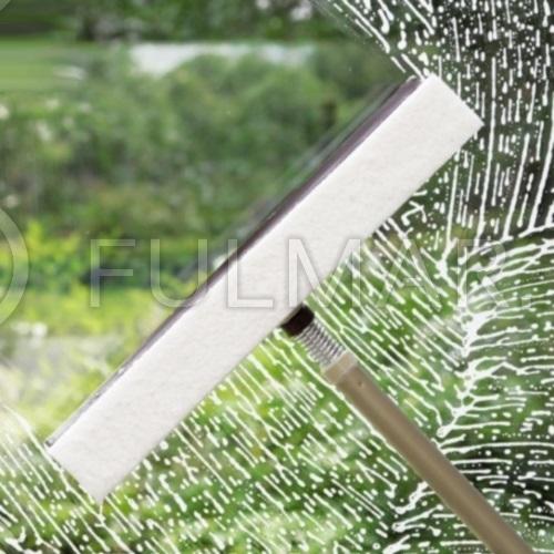 Насадка на стекломой с телескопической ручкой