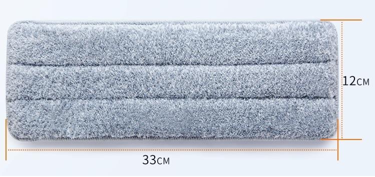 Сменная насадка для швабры плоской швабры F360, F-380, F-1001, F-4287