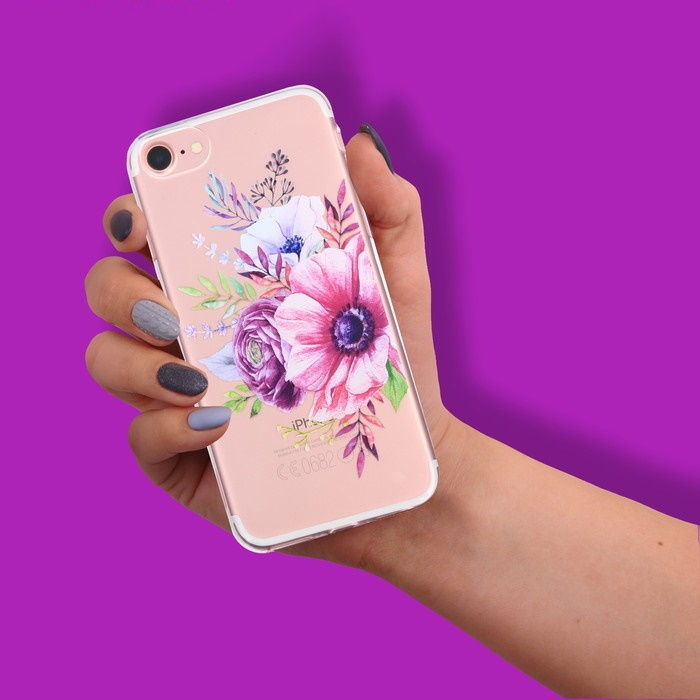 Чехол для телефона iPhone 6, 6S, 7 Bouque, 6.5  14 см