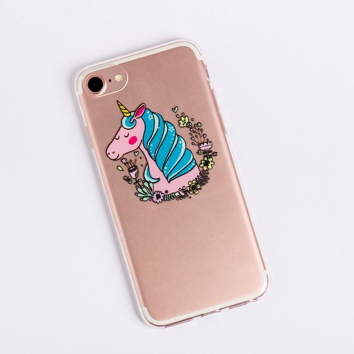 Чехол для телефона iPhone 6, 6S, 7 «Чудеса», 6.5  14 см