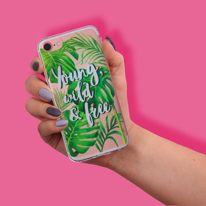 Чехол для телефона iPhone 7 Yang wild and free
