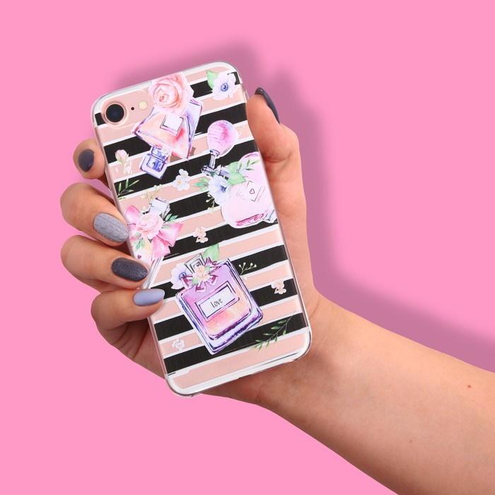 Чехол для телефона iPhone 7 Pretty girl