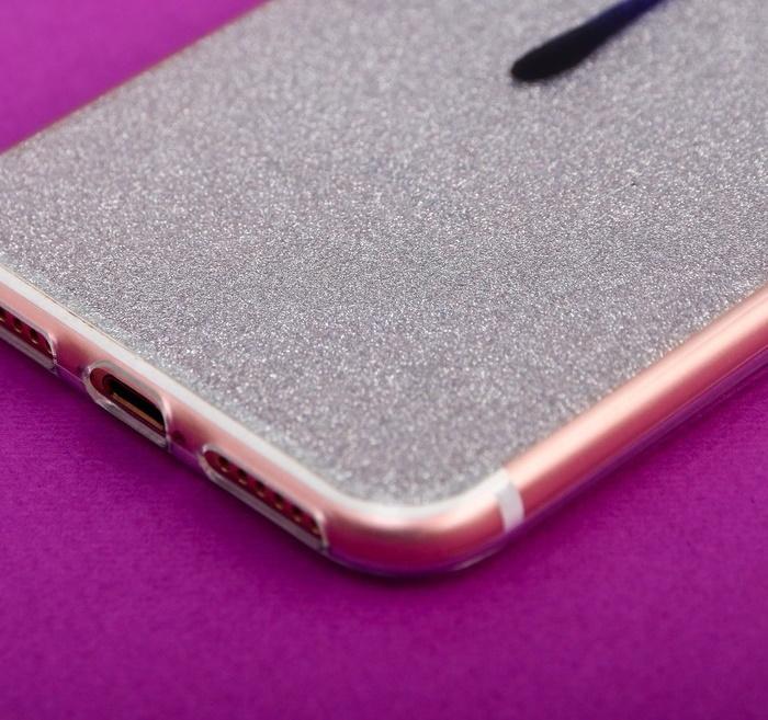 Силиконовый Чехол-накладка для телефона iPhone 7 Supernova