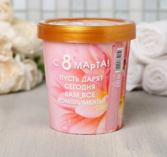 Соль 8 Марта, цветок 550 г