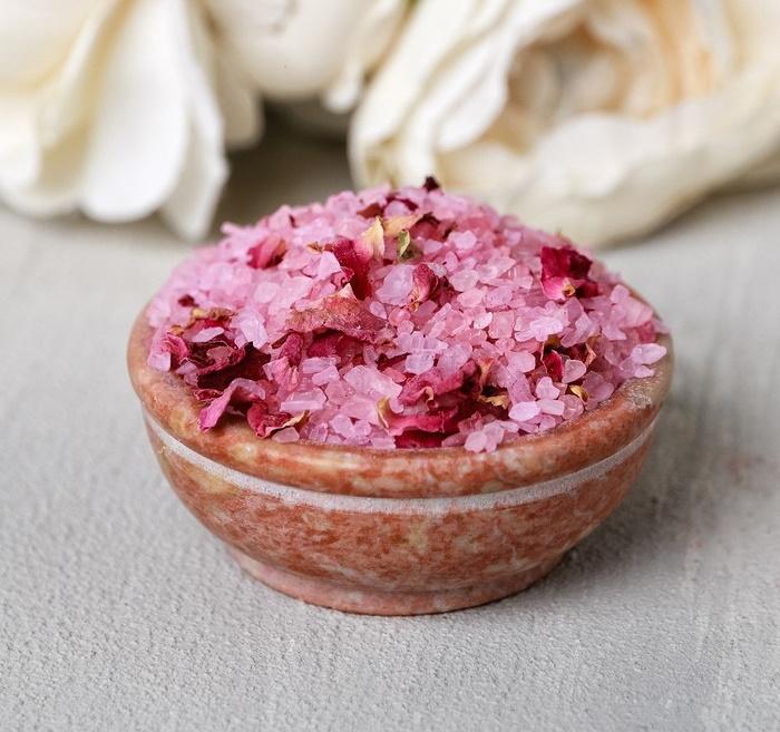 Соль 8 марта, розы, 200 г