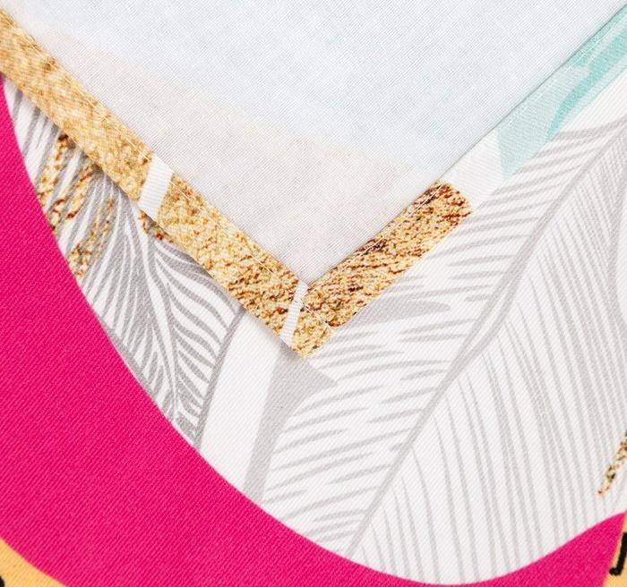 Набор подарочный 8 Марта полотенце, прихватка, магнит
