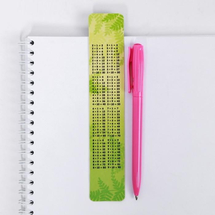 Канцелярский набор на 8 марта для девочки Фея: 7 предметов