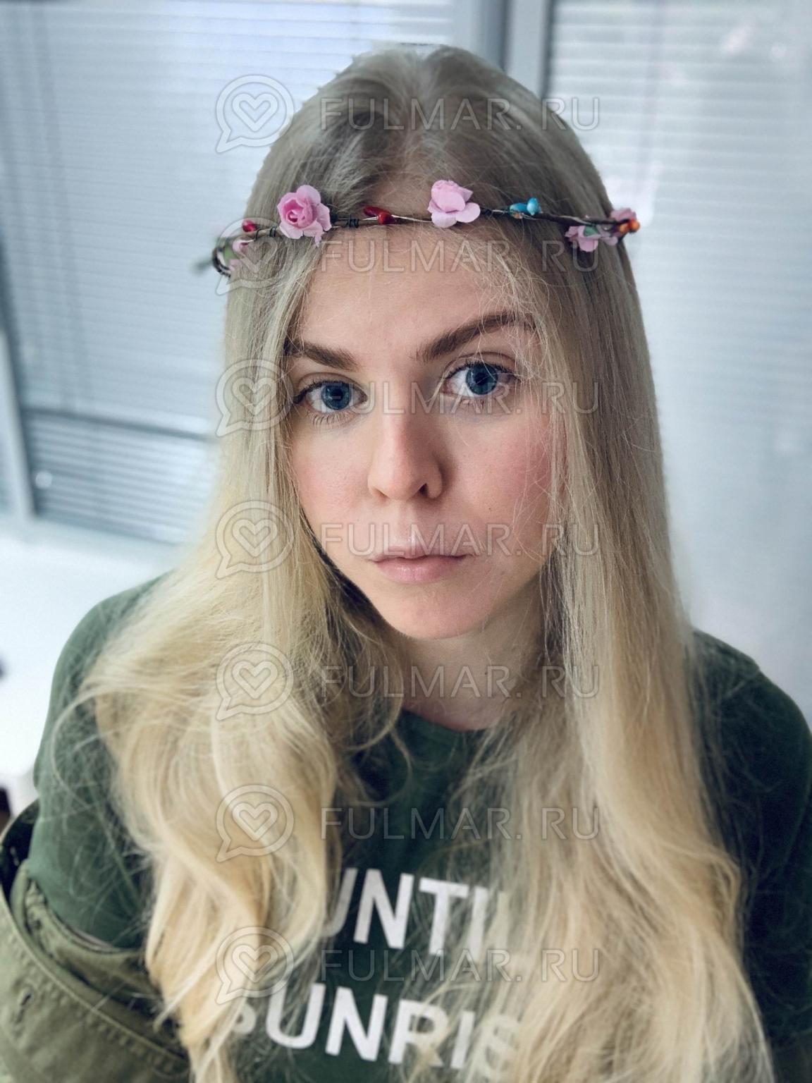 Led Венок из Розовых цветков на голову светящийся