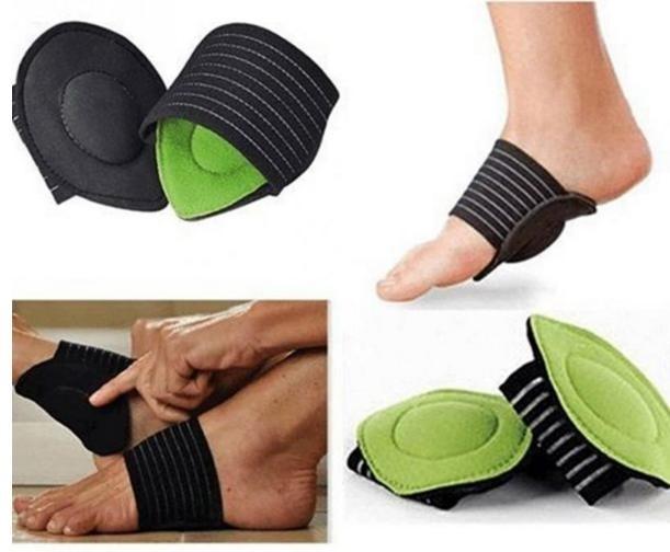 Ортопедические стельки супинаторы поддержка свода стопы 1 пара