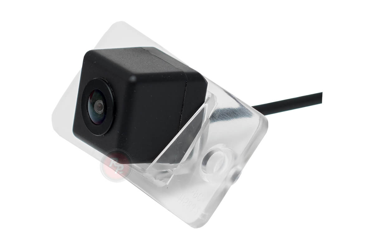 Штатная видеокамера парковки Redpower AUDI378P Premium - Audi A8L, S8, Q7 (оригинальная лампа с цоколем)