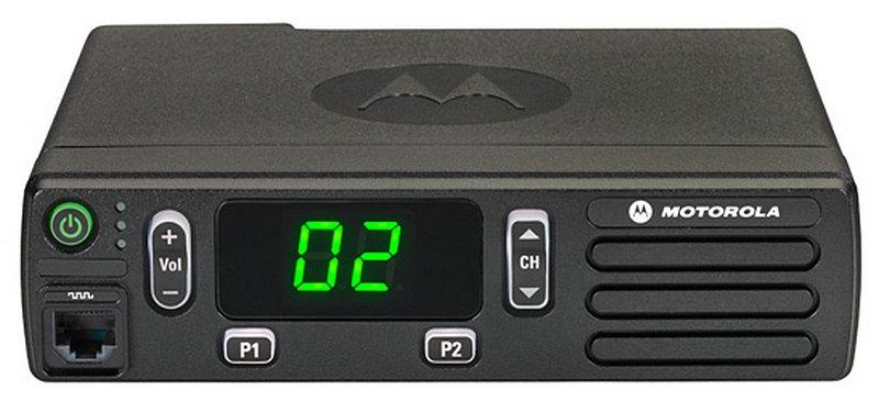 Автомобильная цифровая рация Motorola DM1400 (136-174) (+ настройка бесплатно!)