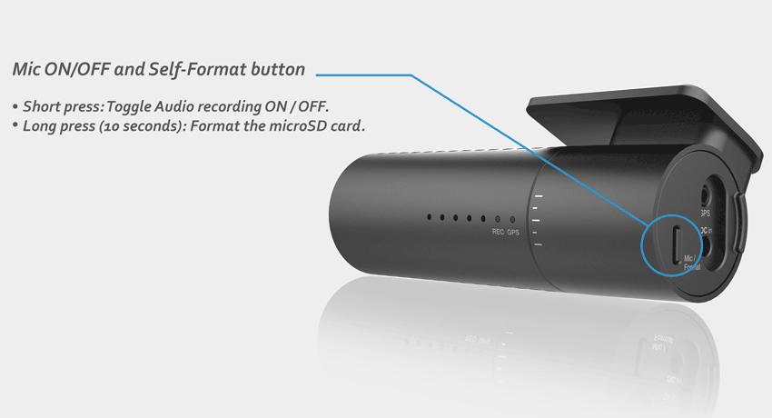 Видеорегистратор BlackVue DR590-2CH GPS (+ Карта памяти microSD на 32 ГБ в подарок!)
