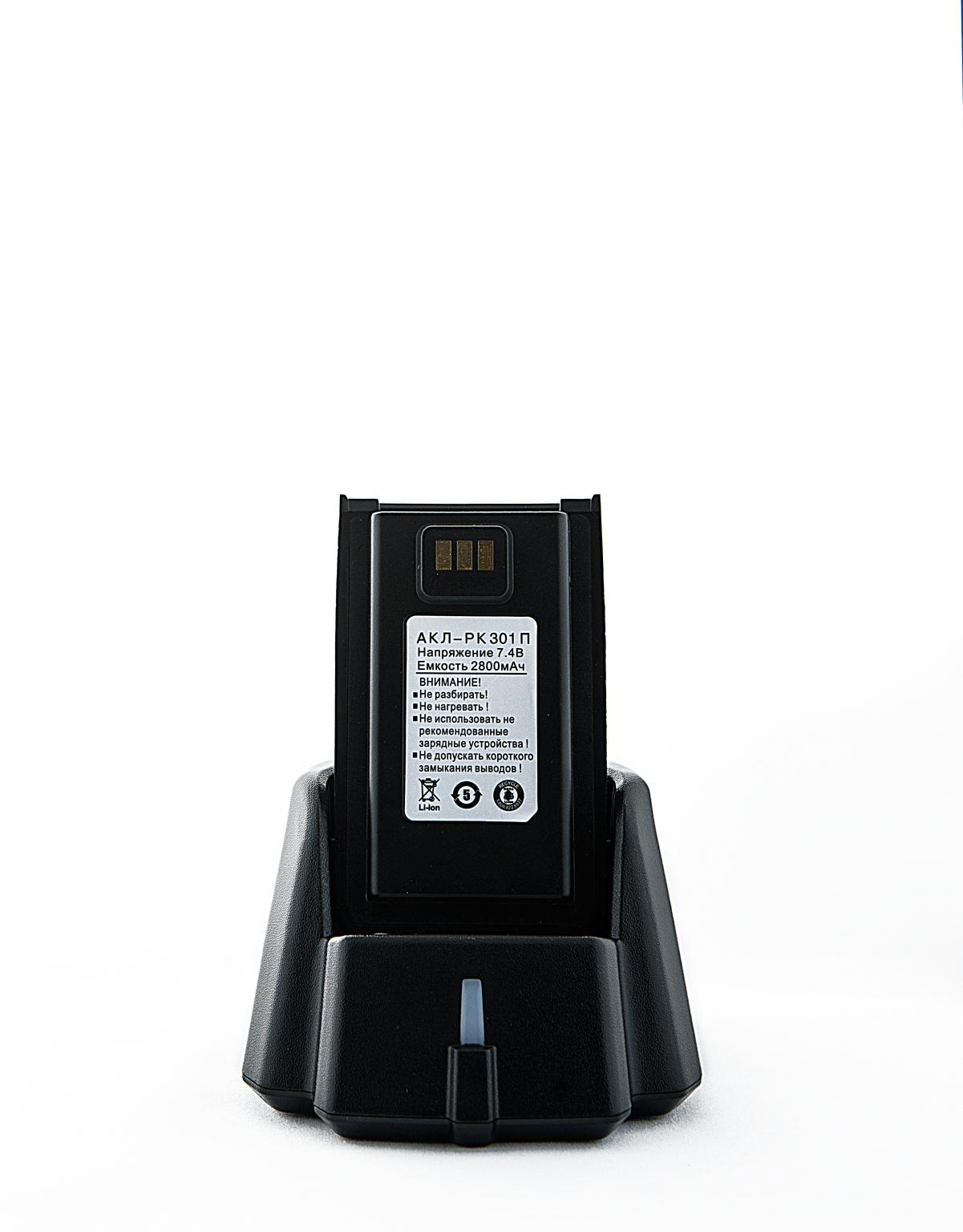 Аккумулятор для рации Терек РК301