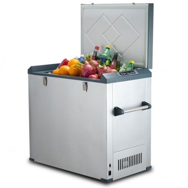 Автохолодильник компрессорный Colku DC-112F (+ Двенадцать аккумуляторов холода в подарок!)