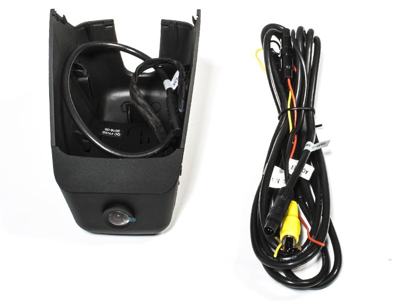 Штатный автомобильный Ultra HD (1296P) видеорегистратор AVS400DVR (#12) для JAGUAR/ LAND ROVER (+ Разветвитель в подар..