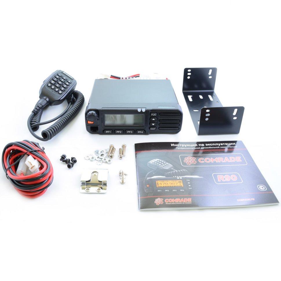 Автомобильная радиостанция COMRADE R90 VHF (Официальный дилер в России)