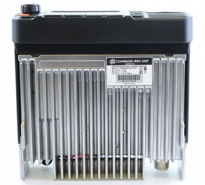 Автомобильная радиостанция COMRADE R90 UHF (Официальный дилер в России)