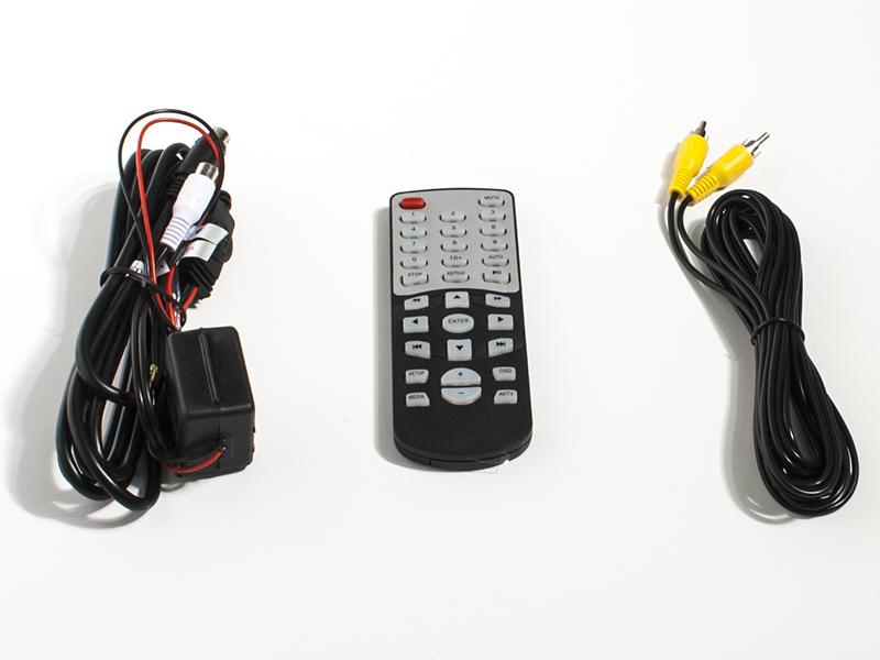 """Потолочный автомобильный монитор 20,1"""" с HDMI и встроенным медиаплеером AVEL Electronics AVS 2020MPP (черный) (+ Антис.."""