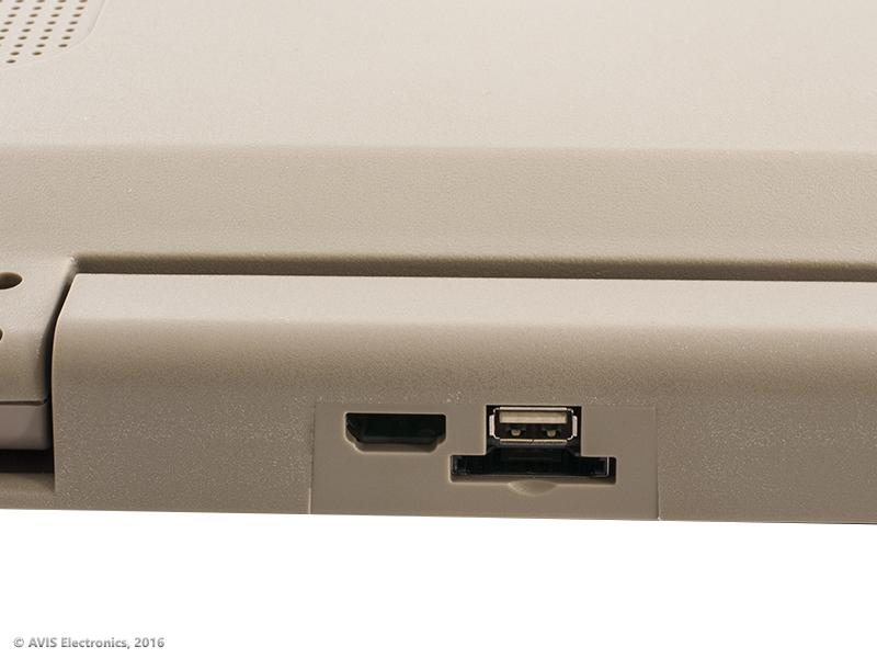 """Автомобильный потолочный монитор 17,3"""" Avel AVS117 (бежевый) (+ Антисептик-спрей для рук в подарок!)"""