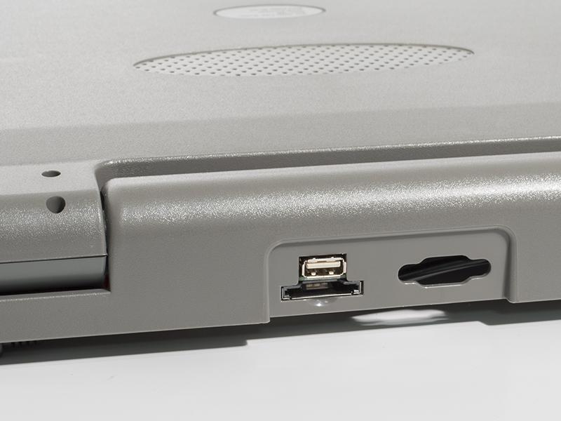 """Потолочный автомобильный монитор 20,1"""" с HDMI и встроенным медиаплеером AVEL Electronics AVS2020MPP (серый) (+ Антисеп.."""