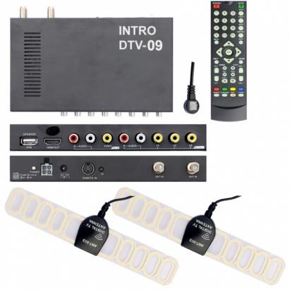 Автомобильный цифровой TВ-тюнер Incar DTV-09