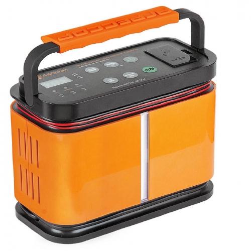 Зарядное цифровое устройство Агрессор AGR/SBC-150 Start (12В, 2/6/10/15 А, быстрый старт) (+ Антисептик-спрей для рук ..