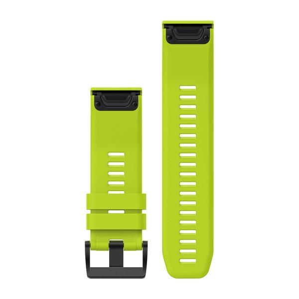Garmin Ремешок сменный QuickFit 26 мм (силикон) желтый