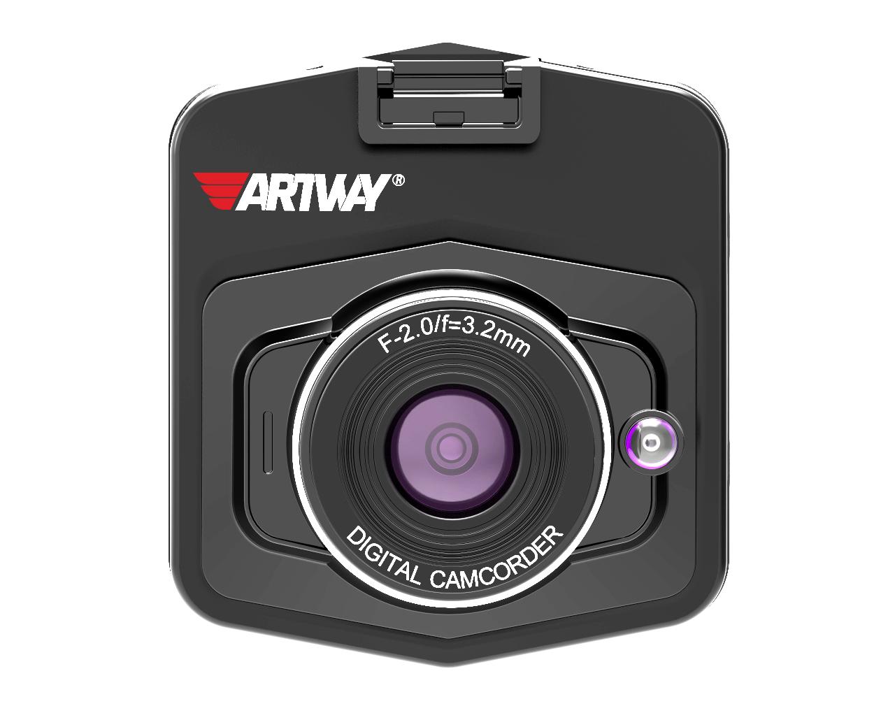 Видеорегистратор Artway AV-513 (+ Разветвитель в подарок!)