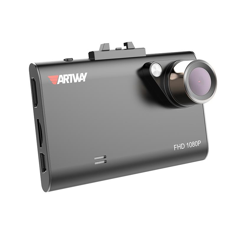 Видеорегистратор Artway AV-480 (+ Разветвитель в подарок!)