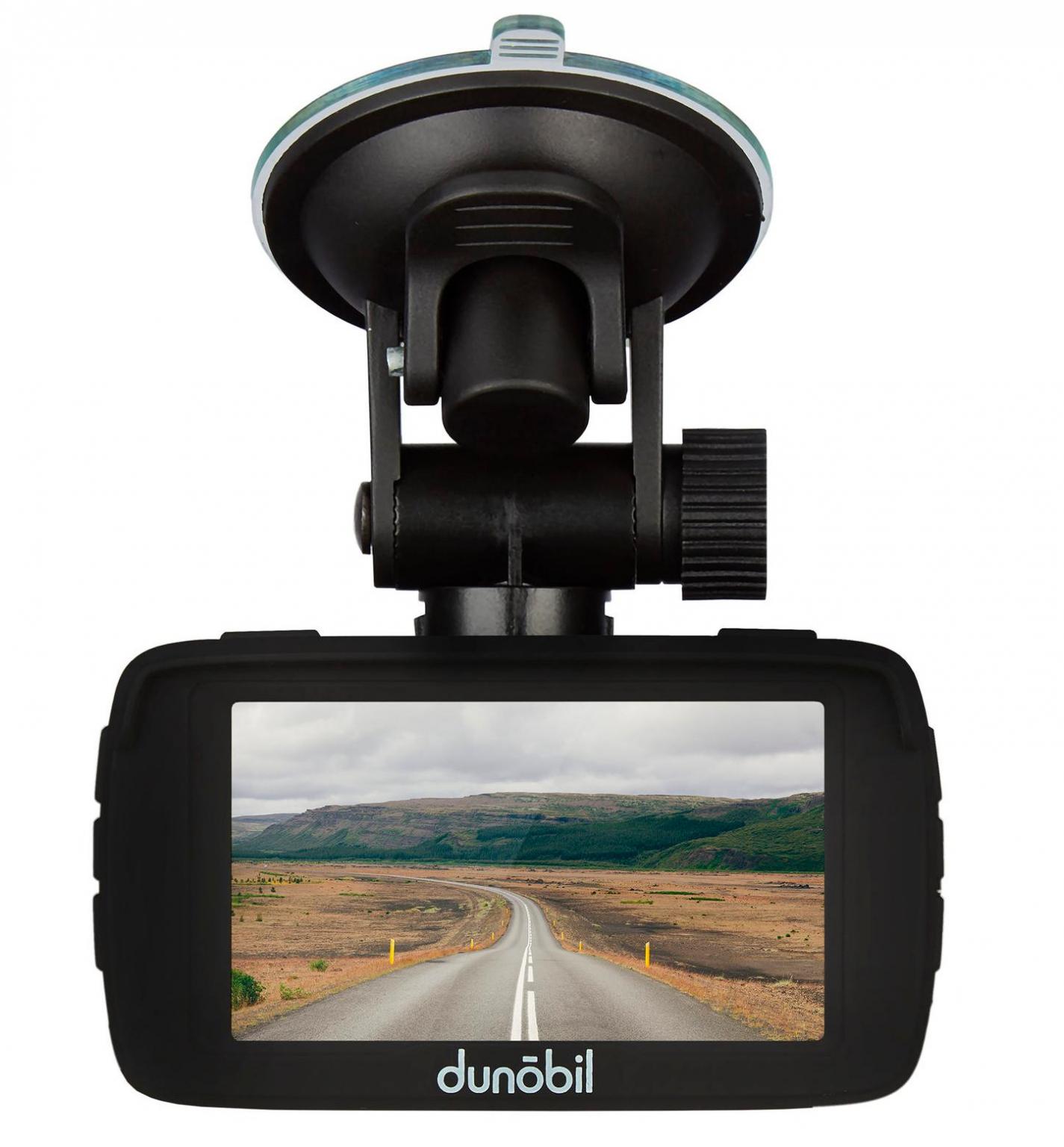 Гибридный видеорегистратор Dunobil Active signature (+ Разветвитель в подарок!)