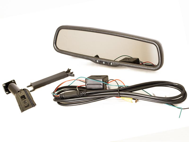 Автомобильный монитор AVEL AVS0410BM (+ Антисептик-спрей для рук в подарок!)