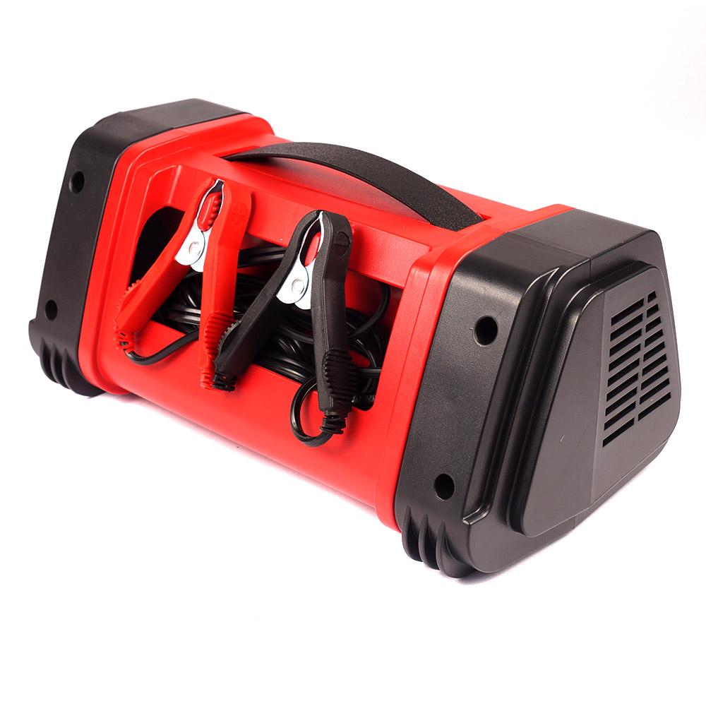 Интеллектуальное зарядное сетевое устройство AURORA SPRINT 20D (12/24В) (+ Антисептик-спрей для рук в подарок!)