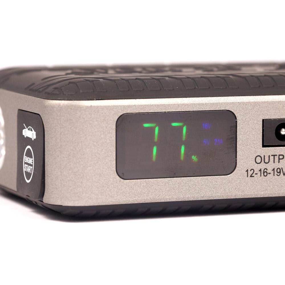 Пусковое устройство AURORA ATOM 10 9600 мА/ч (+ Антисептик-спрей для рук в подарок!)