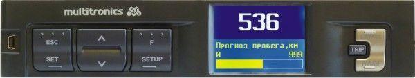 Бортовой компьютер Multitronics C350 (+ Антисептик-спрей для рук в подарок!)