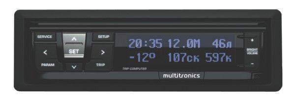 Бортовой компьютер Multitronics RI-500 (+ Антисептик-спрей для рук в подарок!)