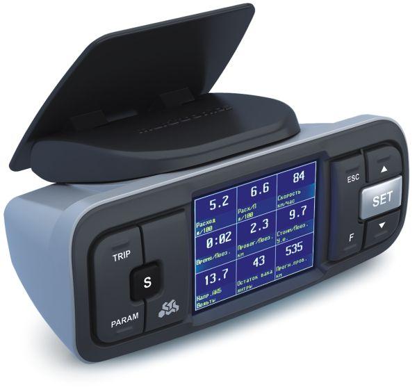 Бортовой компьютер Multitronics VC730 (+ Антисептик-спрей для рук в подарок!)