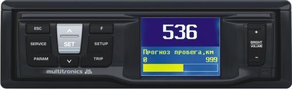 Бортовой компьютер Multitronics RC-700 (+ Антисептик-спрей для рук в подарок!)