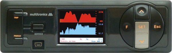 Бортовой компьютер Multitronics CL-550 (+ Антисептик-спрей для рук в подарок!)