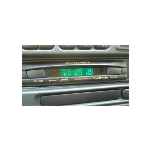 Бортовой компьютер Multitronics Comfort X115 (+ Антисептик-спрей для рук в подарок!)